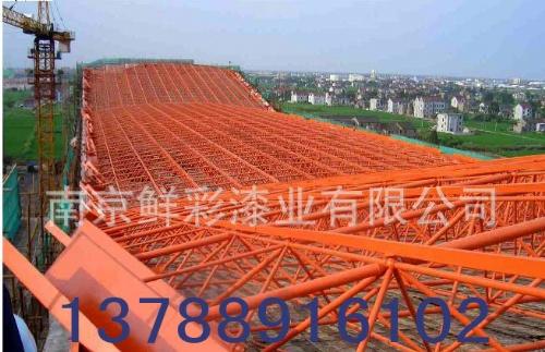上海红丹醇酸防锈漆 防锈涂料