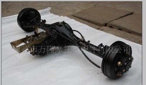 车油刹系统结构图