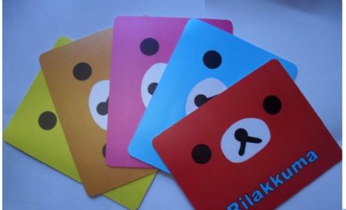 求购浙江销韩国可爱卡通图片轻松熊鼠标垫
