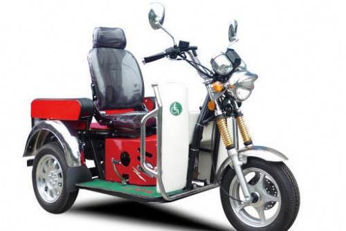 江苏载客110款残疾三轮摩托车