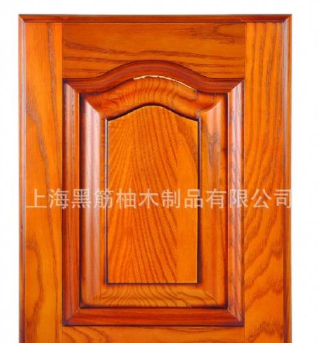 广告 > 上海红橡实木橱柜板门