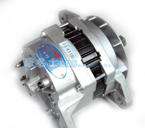 求购重庆柴油发动机配件康明斯发动机充电发电机214