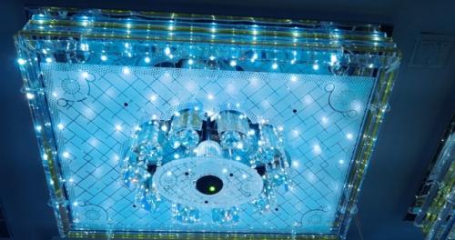 led平板低压灯7001安装图解