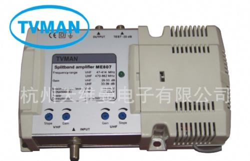 求购高均衡性室内电视信号放大器me-807