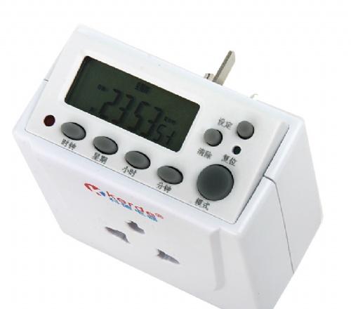 上海科德 tw-l12 定时器定时插座