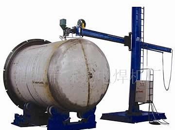 北京压力容器系列自动化焊接中心