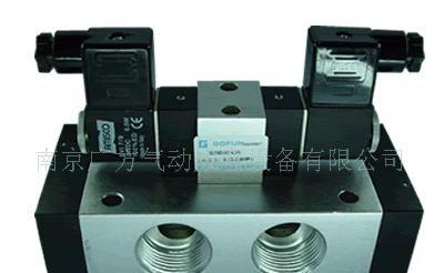 两位五通电磁阀单电控分享展示