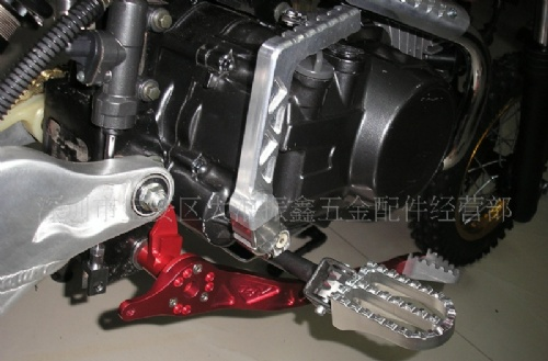 求购广东越野摩托车发动机启动杆