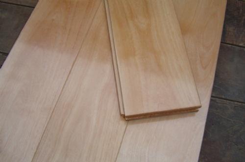 云南木地板 实木地板 西楠桦实木地板