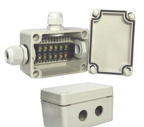 浙江65*95*55塑料接线盒/端子接线盒/路灯接线盒/abs