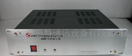 求购广东多信道对讲机中继信号干线放大器