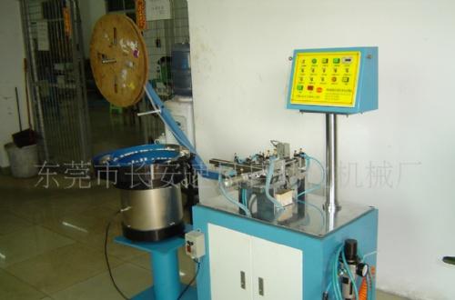 非标连接器塑胶端子自动组装机