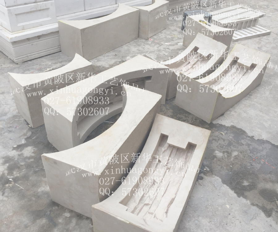 eps仿木护栏模具欧式装饰构件;pc砖;砸金蛋