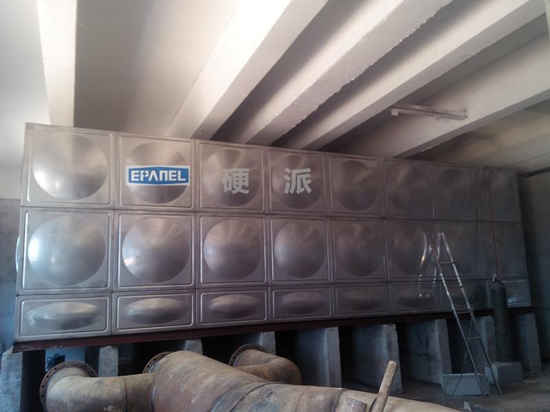 武汉不锈钢消防水箱 保温水箱
