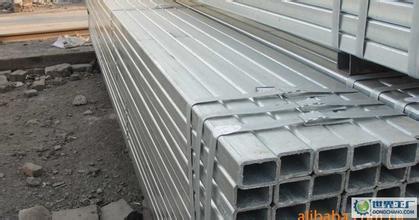 随州镀锌钢管生产