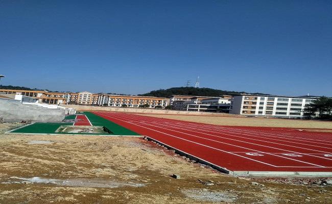 蚌埠200米塑胶跑道