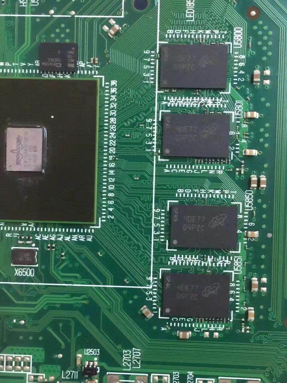 华强北高价回收镁光MT29F系列回收手机字库中介重酬