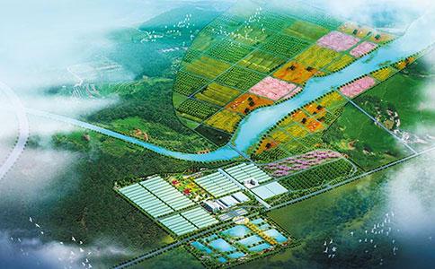 小区风景裁技术图片