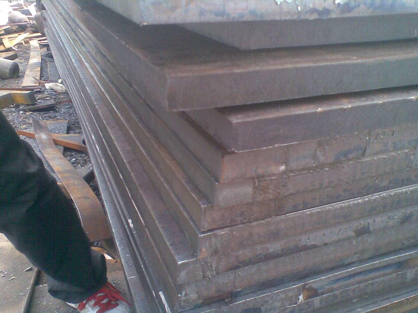 固原NM550耐磨钢板
