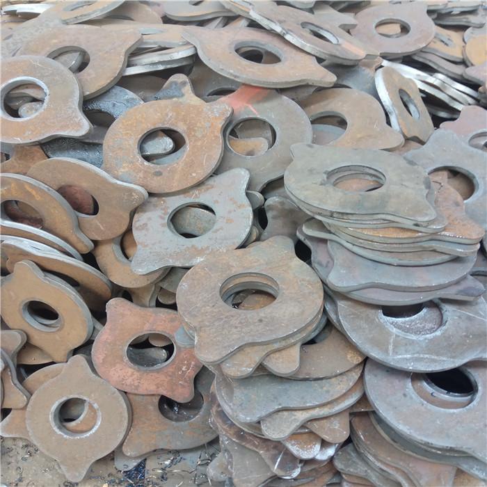 鹤壁钢板法兰毛坯供应商