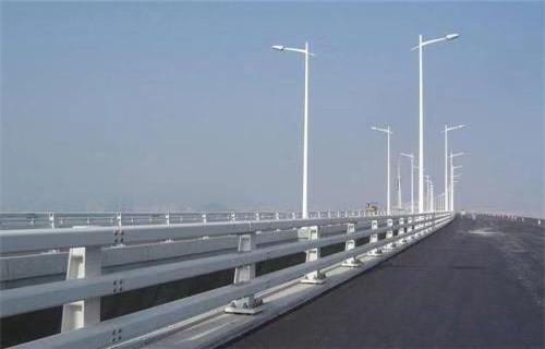 九江生产桥梁护栏立柱
