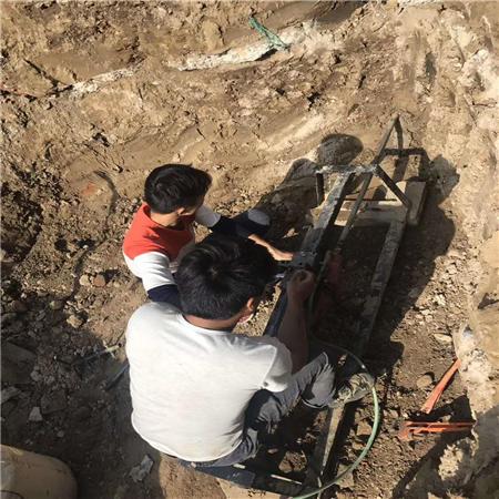 宿迁水泥顶管施工工程队