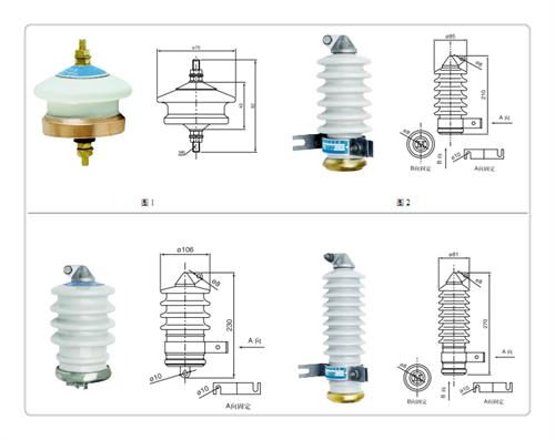 为了能及时发现阀型避雷器内部隐形缺陷,应在每年雷雨季节之前进行图片