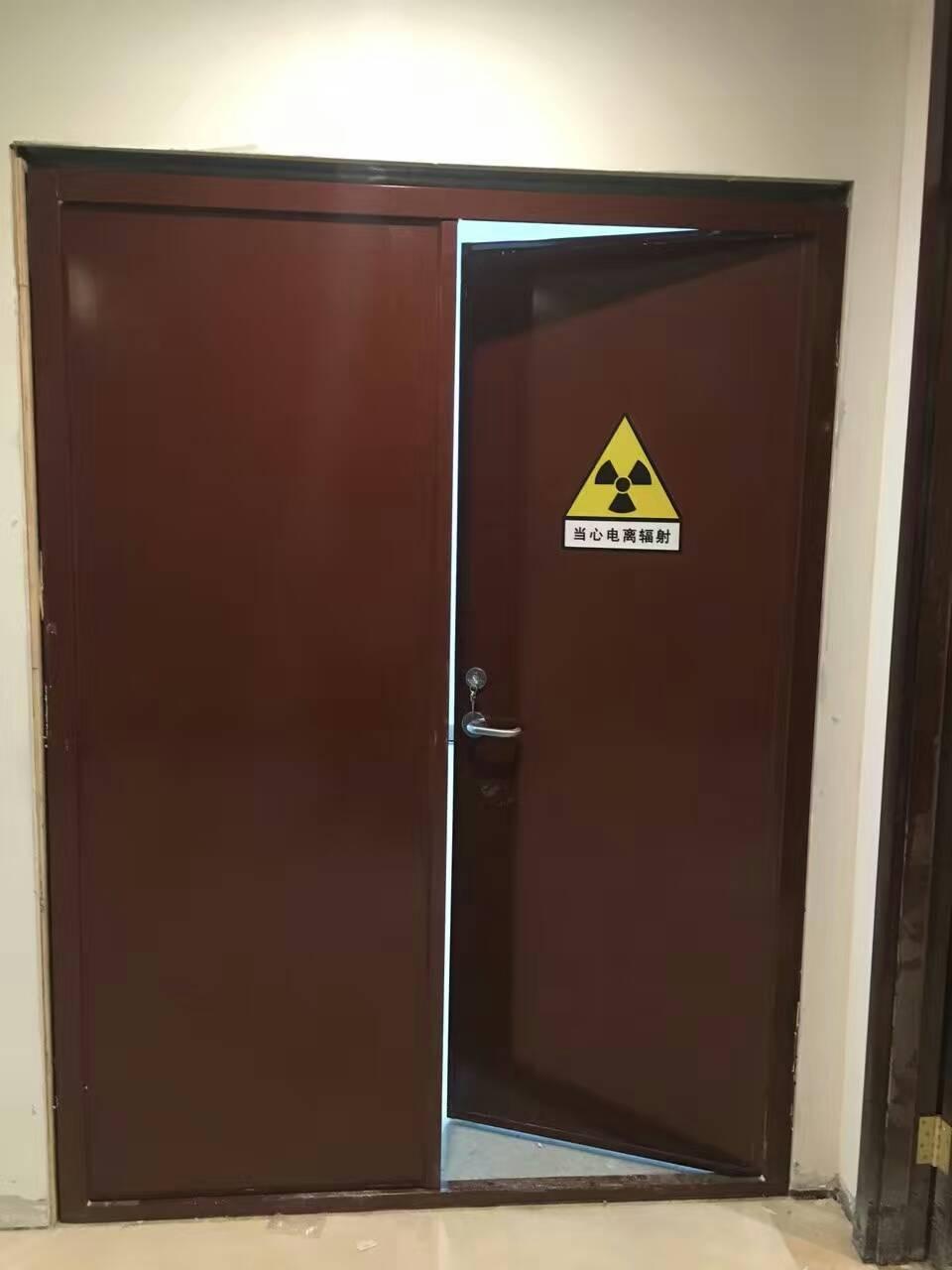 永州防辐射门窗安装