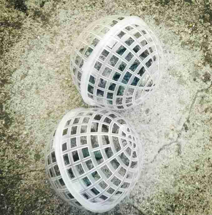 榆林悬浮球滤料多少钱一个欢迎选购