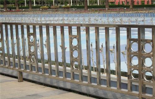 珠海景观不锈钢护栏生产供应