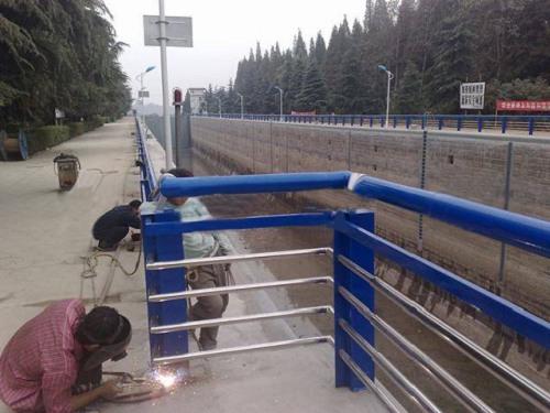 济南不锈钢栏杆焊接安装