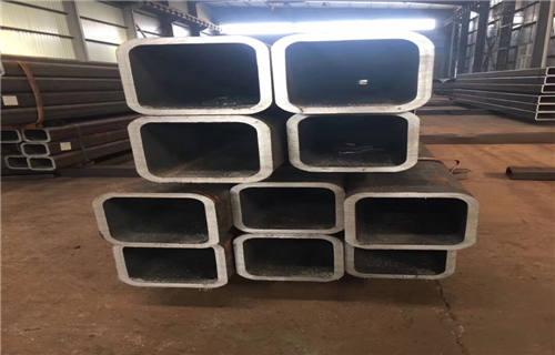 宝鸡Q345B无缝方管大量现货(量大从优)专业生产方管厂家