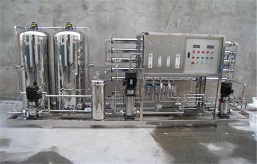 徐州反渗透净水设备品质保证