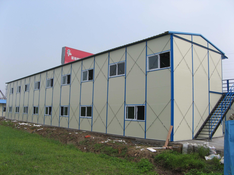 薛家湾彩钢集装箱活动板房厂家