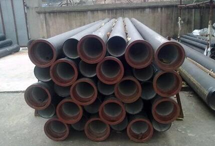 威海国标球墨铸铁管价格