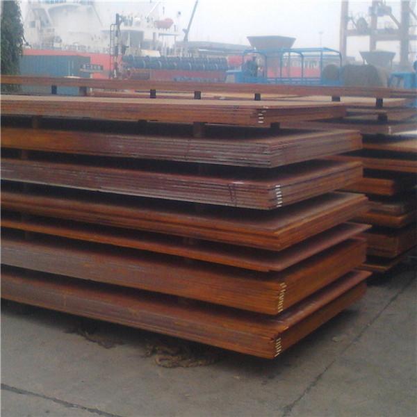 信阳常用的耐候钢板多少钱一吨