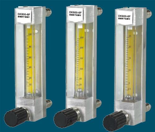 DK800玻璃管浮子流量计厂家