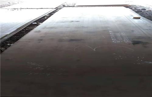 鸡西09CuPcrNi-A耐候钢板生产工艺