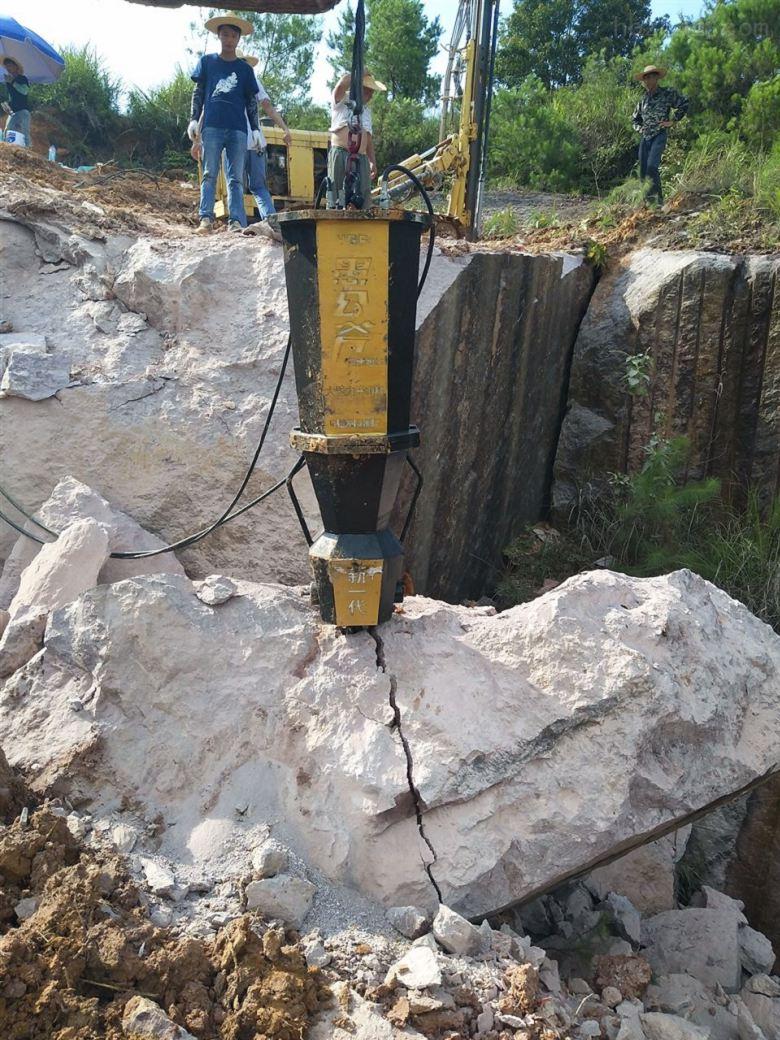 嘉兴液压石材劈石器供应商