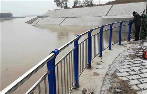 扬州桥梁人行道护栏 栏杆最新价格