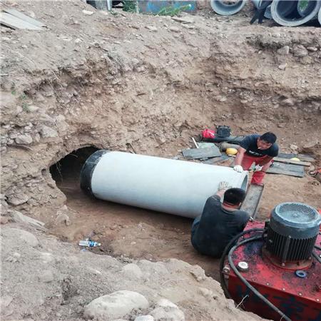 阳泉非开挖顶管施工