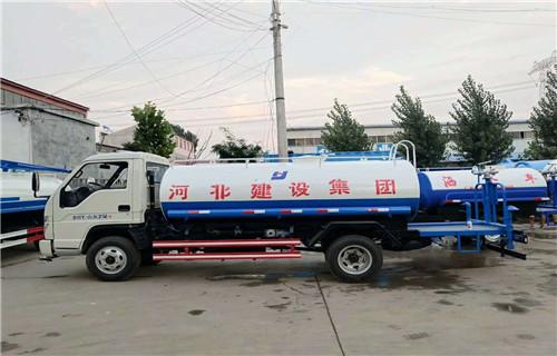 宜春2立方三轮洒水车价格