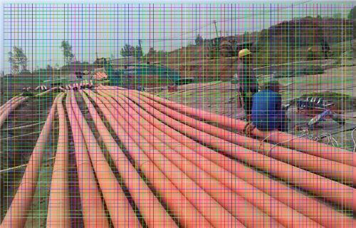 潍城路桥施工MPP管性能特点